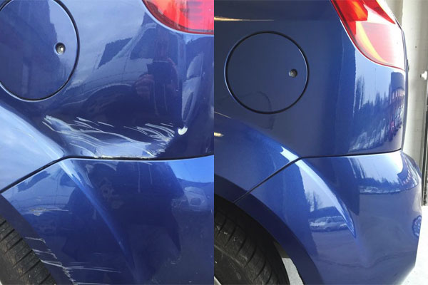 Paint Tech Car Body Repairs Trowbridge